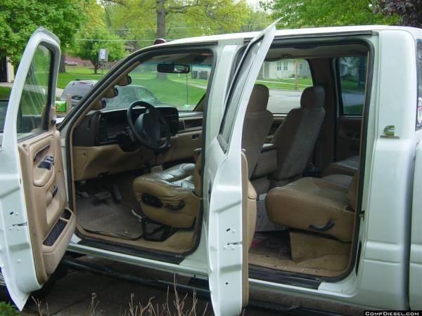 4 door conversion dodge diesel diesel truck resource forums. Black Bedroom Furniture Sets. Home Design Ideas